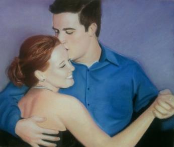 M&B Wedding - pastel